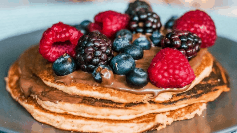 Best Ingredient Protein Pancake Recipe