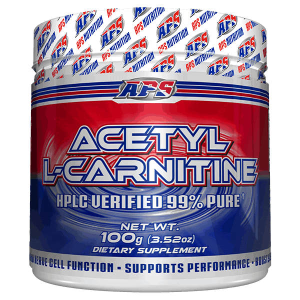 APS Acetyl L Carnitine 100g Unflavoured 1 | Supplement Store BodyTech