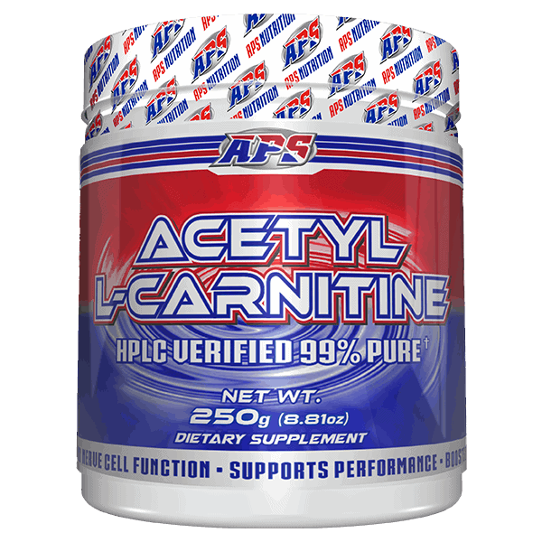 APS Acetyl L Carnitine 250g Unflavoured 1 | Supplement Store BodyTech
