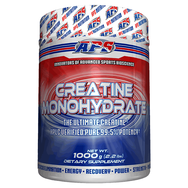 APS CreatineMonohydrate 1000g Unflavoured 1 | Supplement Store BodyTech