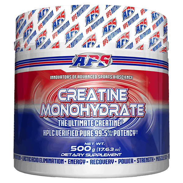 APS CreatineMonohydrate 500g Unflavoured 1 | Supplement Store BodyTech