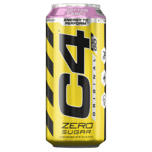C4 ON THE GO CARBONATED RTD