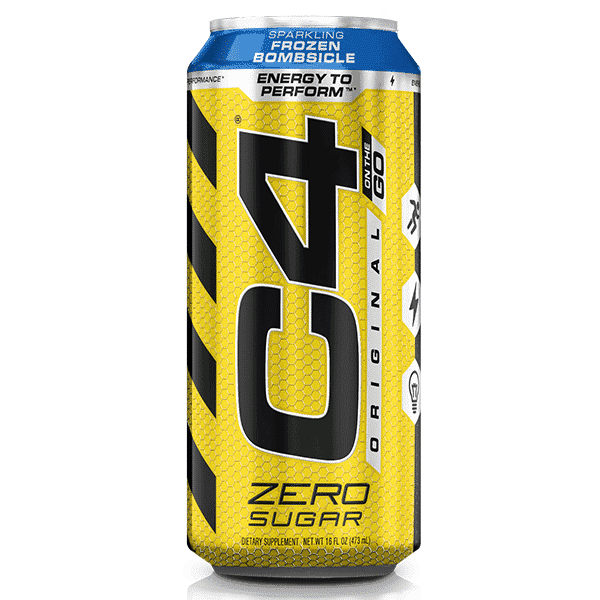 Cellucor C4 OTGCarbonated FrozenBombsicle 1 | Supplement Store BodyTech