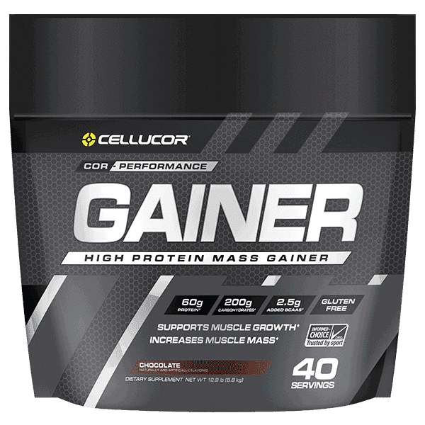 Cellucor COR GAINER 40Serve Chocolate 1 | Supplement Store BodyTech