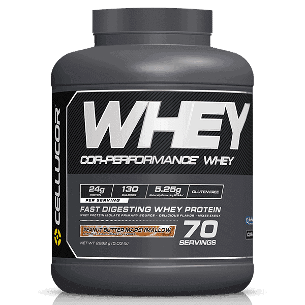 Cellucor COR WHEY 5lbs PeanutButterMarshmallow 1 | Supplement Store BodyTech