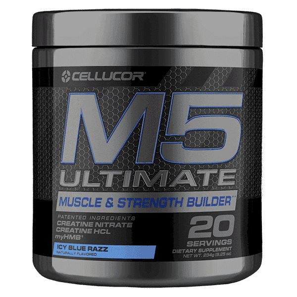 Cellucor M5 Ultimate 20Serve IcyBlueRazz 2   Supplement Store BodyTech