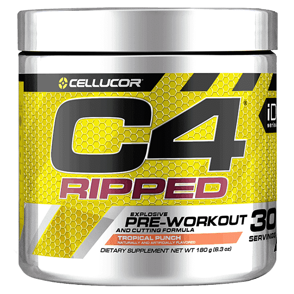 Cellucor iDSeries C4 Ripped 30Serve TropicalPunch 1 | Supplement Store BodyTech