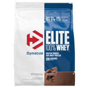 dymatize elite chocolate 10lb