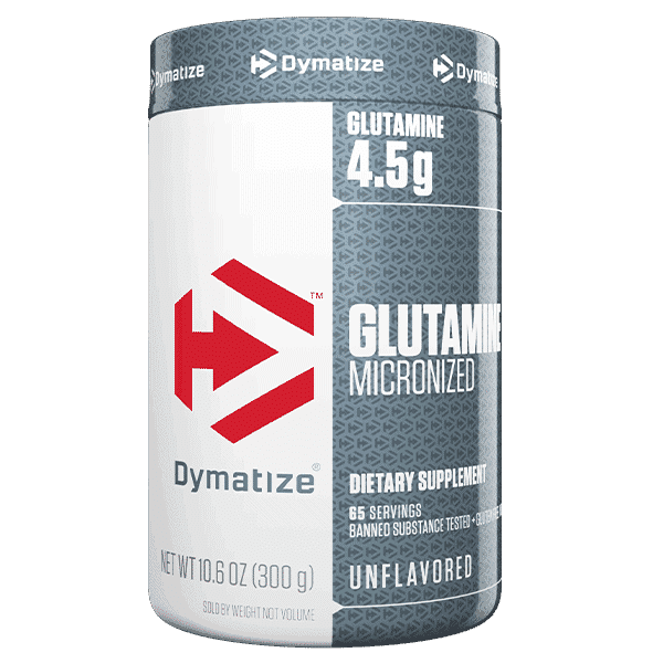 Dymatize GlutamineMicronized 64servings Unflavoured 1 | Supplement Store BodyTech