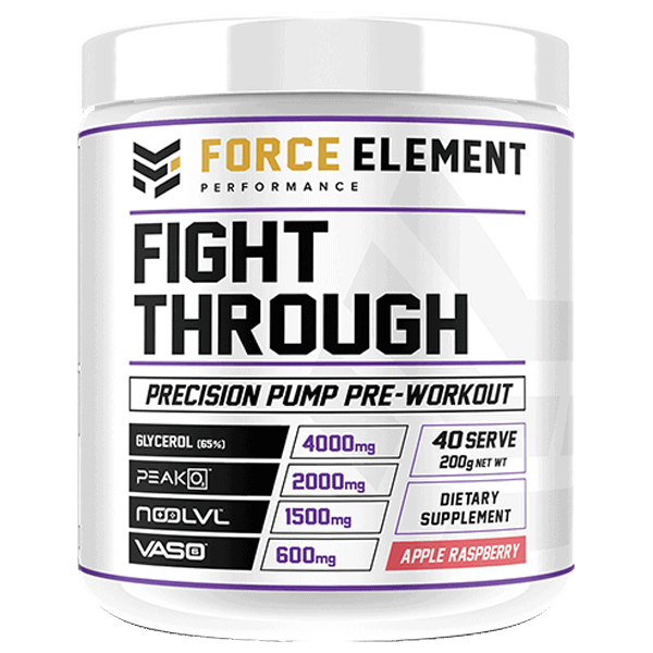 FORCE ELEMENT FIGHT THROUGH