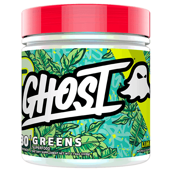 Ghost Greens 30Serve Lime 1   Supplement Store BodyTech