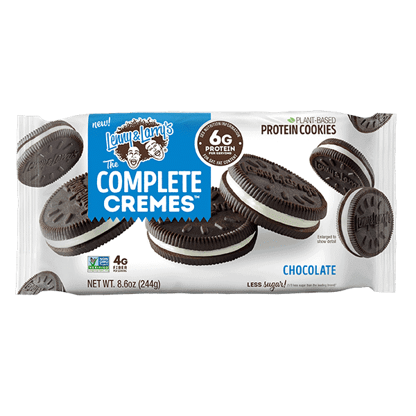LENNY LARRYS COMPLETE CREMES COOKIES