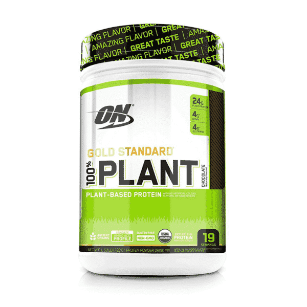 ON Plant Protein Chocolate 1 | Supplement Store BodyTech