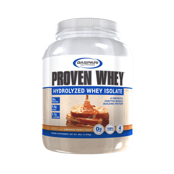 Proven Whey Cinnamon French Toast 1 | Supplement Store BodyTech