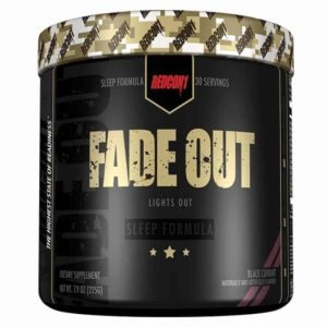 Redcon 1 Fade Out Blackcurrant 1 | Supplement Store BodyTech