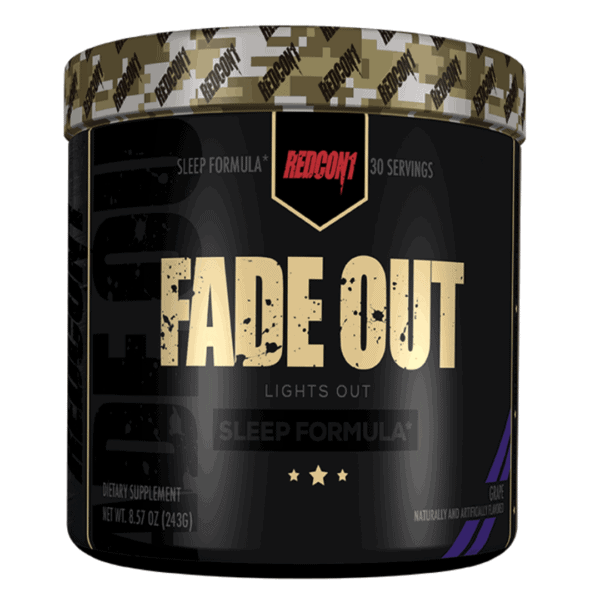 Redcon1 Fade Out Grape 1 | Supplement Store BodyTech