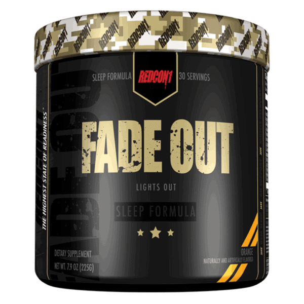 Redcon1 Fade Out Orange 1 | Supplement Store BodyTech