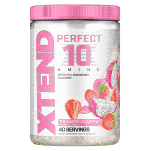 Xtend Perfect10Amino 40Serve StrawberryDragonFusion 1 | Supplement Store BodyTech