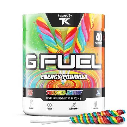 g fuel twisted candy
